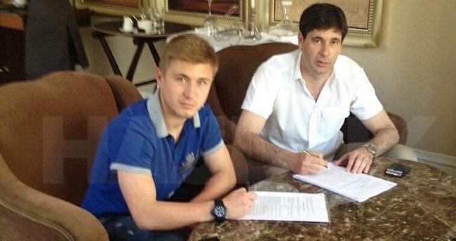 Artem Radchenko Hajduk Split'de
