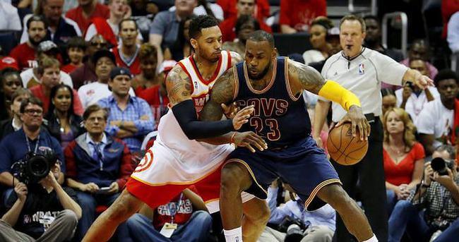 Cleveland Cavaliers final kapısını araladı