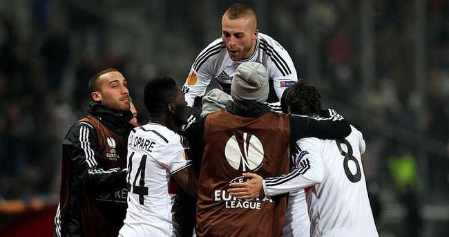 Beşiktaş'ın muhtemel 11'i