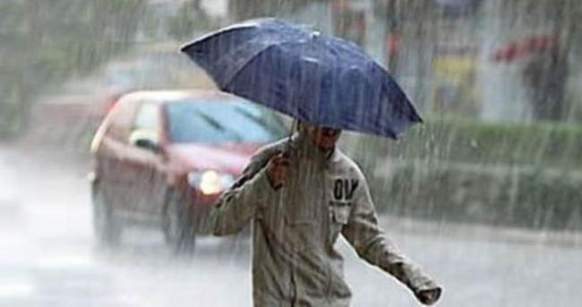 Meteorolji'den 4 il için kuvvetli yağış uyarısı
