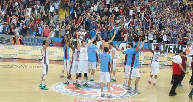 Trabzonspor MP yarı finale çıktı!