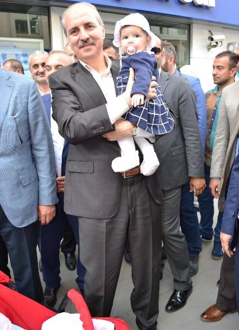 """Numan Kurtulmuş: """"HDP Barajı Aşamazsa Türkiye'de Kıyamet Kopmaz"""""""