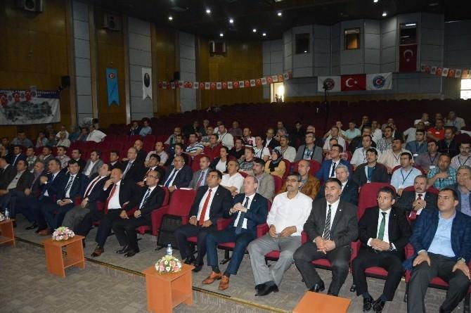 Harb-iş Kayseri Şubesi'nde Özgür Özsoy Güven Tazeledi