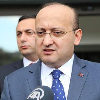 Akdoğan: Bunlar zaten PKK'nın uzantısı