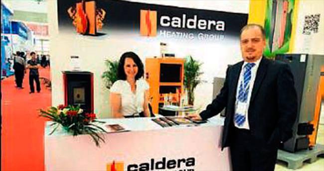 Caldera, ISH China 2015'e katıldı