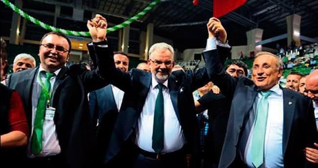 Bursaspor'da iki rakibe sürpriz görev
