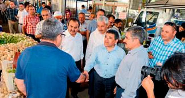 AK Parti'nin adayları turda