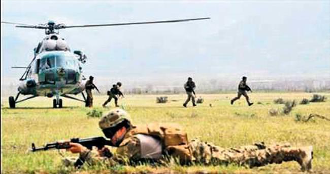 Taliban'a ağır darbe: 81 militan öldürüldü