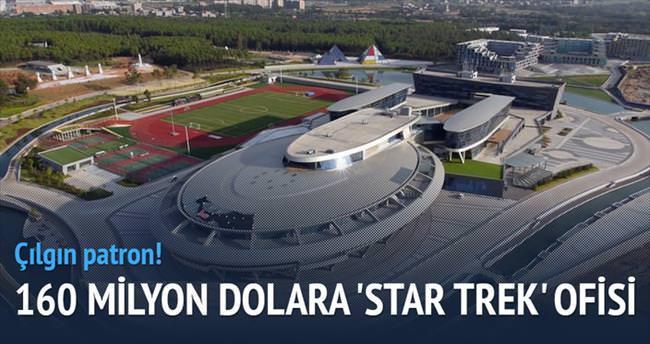 160 milyon dolara 'Star Trek' ofisi kurdu