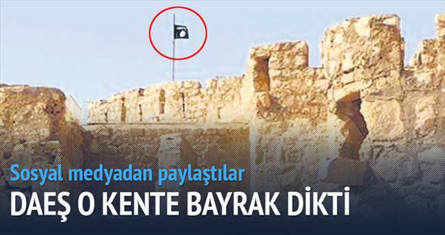 IŞİD, Palmira'ya bayrağını dikti