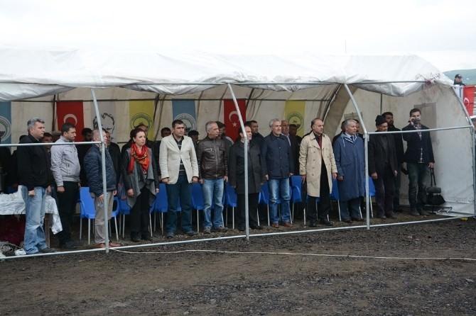 Ardahan Belediyesi Modern Canlı Hayvan Pazarı Törenle Açıldı