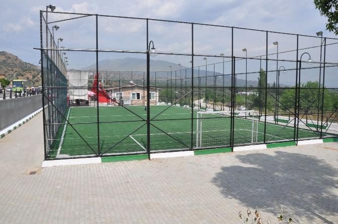 Arslanlı Gençlik Kültür Ve Spor Tesisi Açılışı Düzenlenen Tören İle Yapıldı