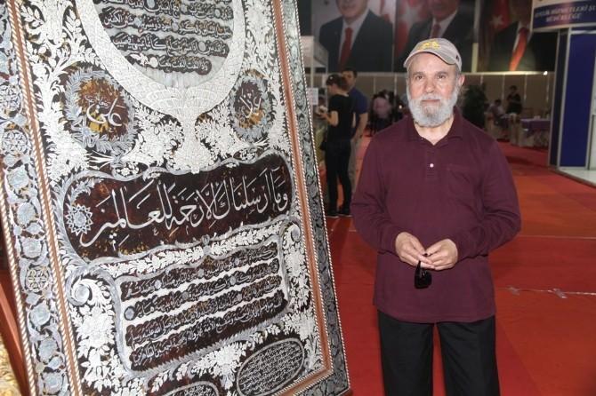 İranlı Yazar Kitap Fuarı'nı Çok Beğendi