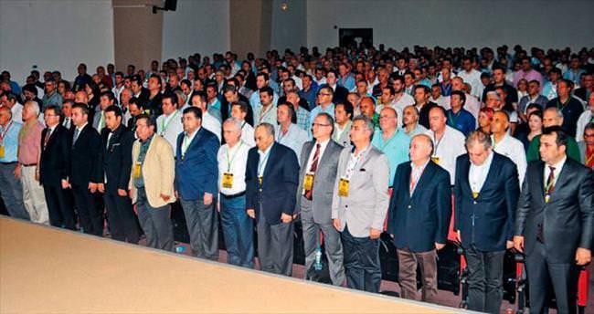 Altay'da kongre günü