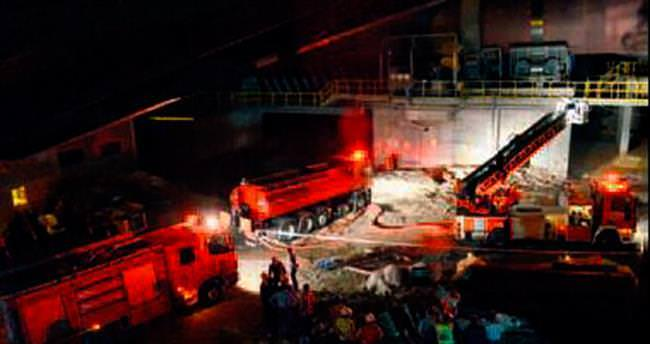 Çimento fabrikasında patlama: 3 ölü 2 yaralı