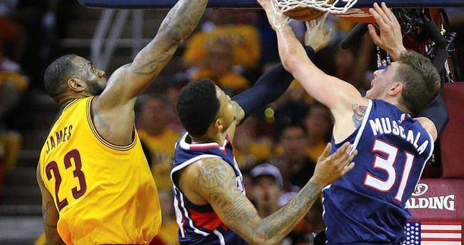 Cavaliers finale bir adım uzaklıkta