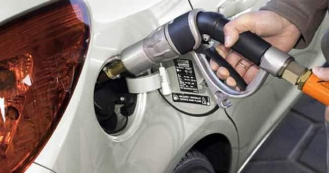 LPG'li otomobiller geri viteste