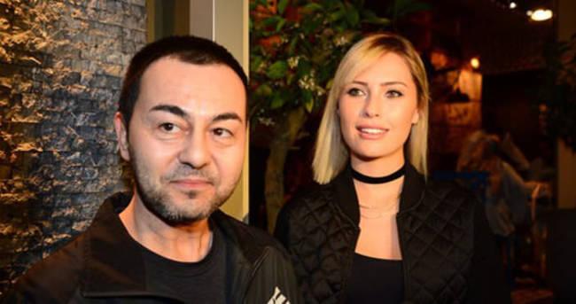 Serdar Ortaç karısını şikayet etti
