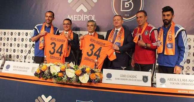 İstanbul Başakşehir'e isim sponsoru