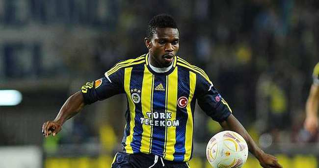 Joseph Yobo, Gaziantepspor ile görüşüyor
