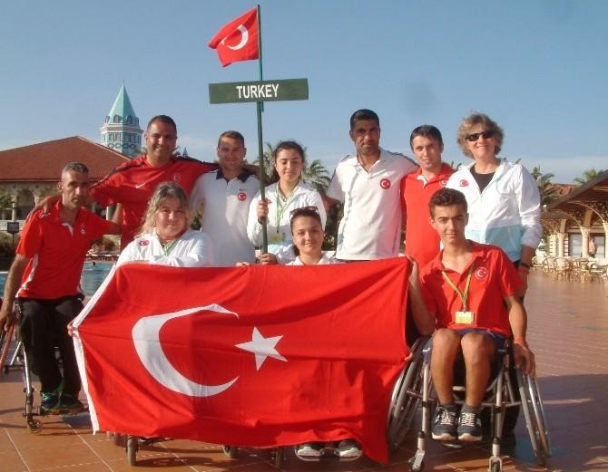 30. Tekerlekli Sandalye Dünya Şampiyonası Başladı