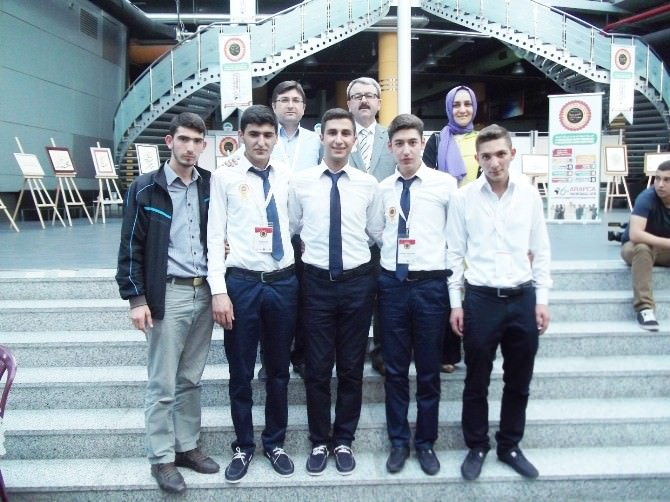 Adana Anadolu İHL Arapça Bilgi Yarışmasında 4. Oldu