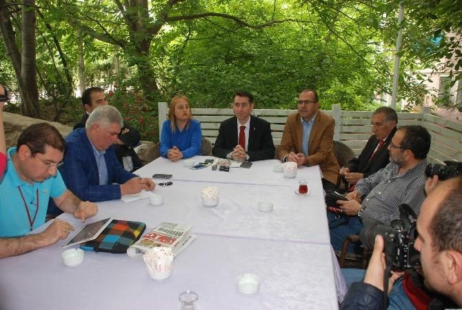 Başkan Polat, Tokat Mitingini Değerlendirdi