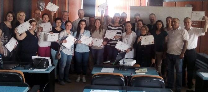 Ayto Üyelerine Dış Ticaret Eğitimi