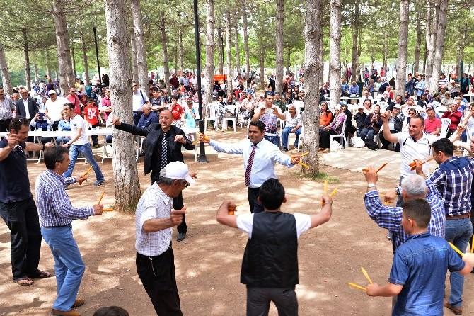 Eskişehir'de Emirdağlılar Bahar Şenliği
