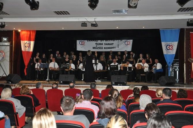 Halk Eğitim'de Sanat Müziği Ziyafeti