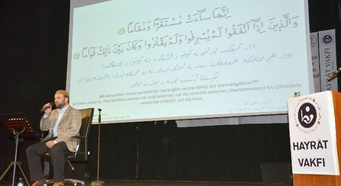 Trabzon'da Osmanlı Türkçesi Öğrenen Kursiyerler Sertifikalarını Aldılar