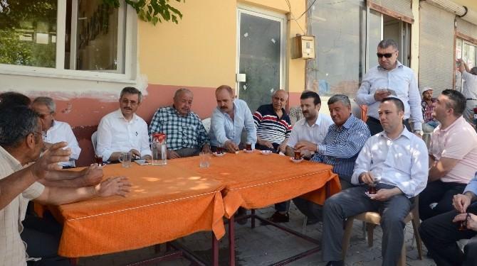 Balkız'dan Recepli Ve Halıtlı Çıkarması