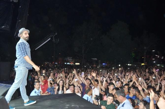 Silifkeliler Gökhan Türkmen İle Coştu