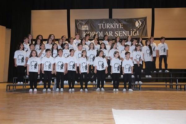 Türkiye Korolar Şenliğinde Cide Rüzgarı