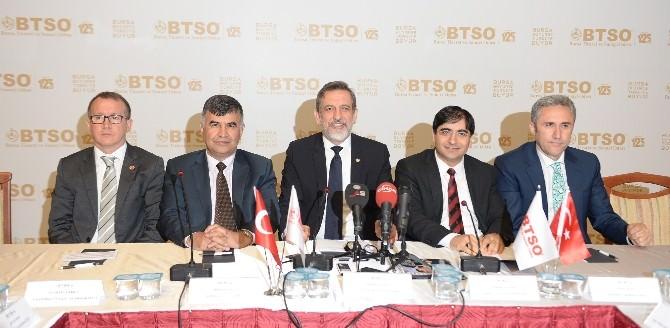 Türkiye'nin İlk Arabuluculuk Ve Tahkim Merkezi Bursa'da Kuruldu