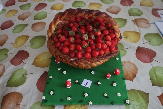 Çilekli Pasta Yarışmasına İlgi Düşük Oldu