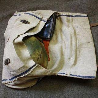 Askerin çantası yıllar sonra açıldı