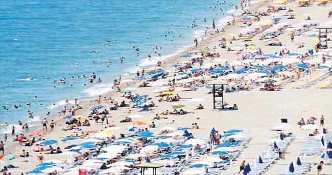 Antalya'nın denizi mükemmel çıktı