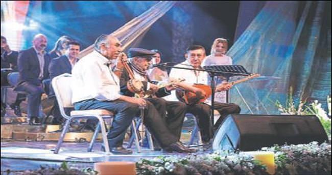 Büyükşehir ve TRT konser düzenledi