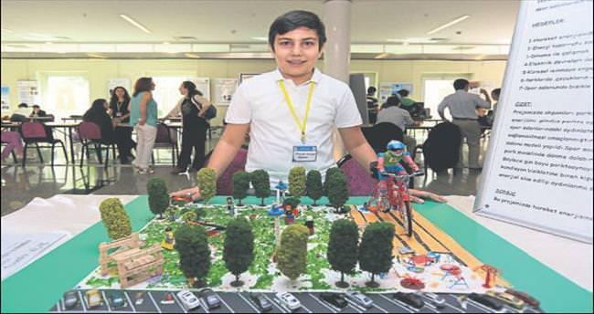 Genç mucitlerin harika projeleri