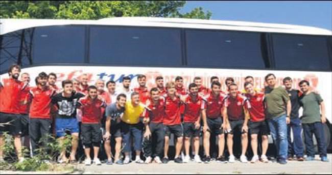 Denizli Büyükşehir final maçına hazır