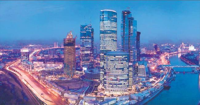 Yeni Moskova'ya Türk imzası