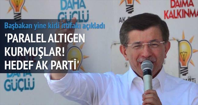 Paralel altıgenin hedefi AK Parti