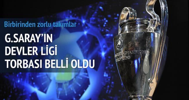 Galatasaray 3.torbada