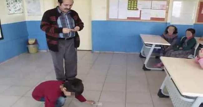 Okul müdüründen tuhaf ödüllendirme