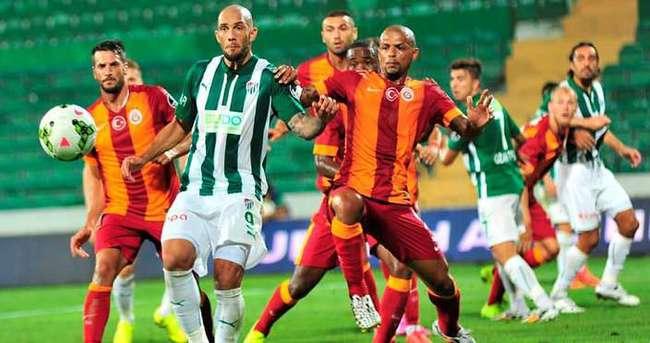 Galatasaray ile Bursaspor, iki finale çıkacak