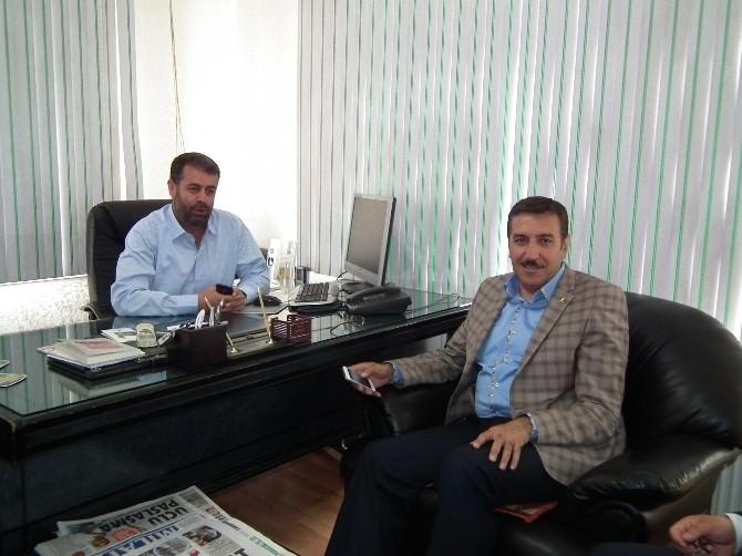 """Tüfenkci: """"Vatandaş 7 Haziran'da İstikrarı Seçecek"""""""