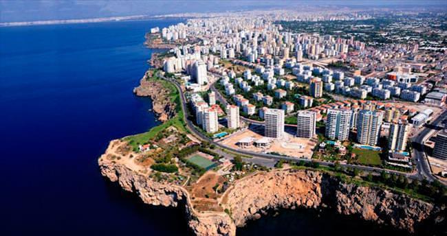 Antalya böyle büyüdü