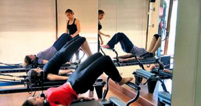 Çankaya'da 'Pilates In' ayrıcalığı