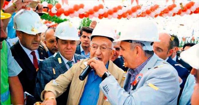 Bakan Müezzinoğlu Simav'da 150 yataklı hastanenin temelini attı